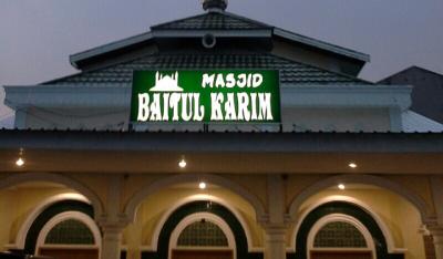 baitul karim Lasinrang Makassar