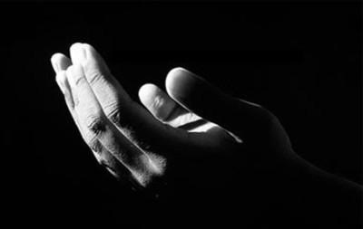 berdo'a kepada orang yang tidak ada di hadapan