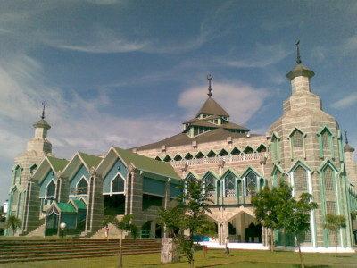 daurah-mahasiswa-unhas-di-al-markaz-al-islami-makassar