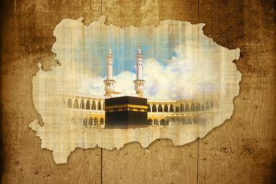 Kisah pembangunan kembali Ka'bah