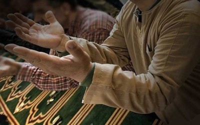 adab-adab berdo'a