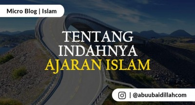tentang indah islam
